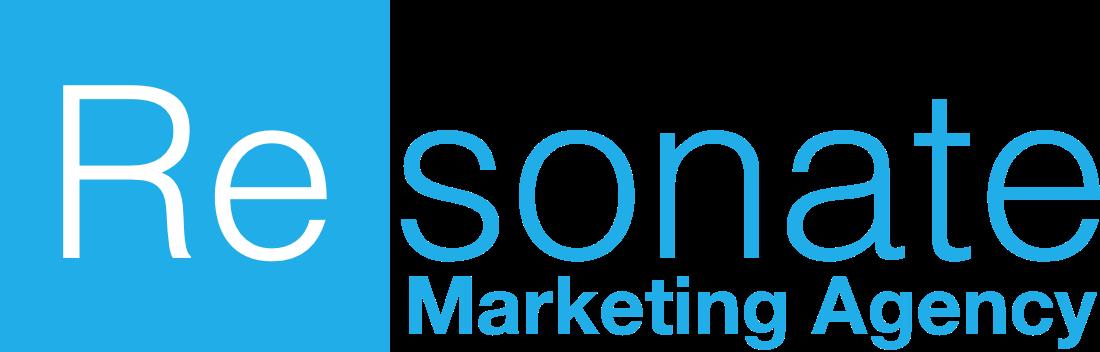 re logo blue