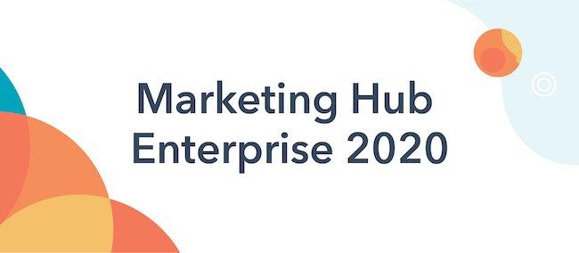 HubSpot представил обновленную версию Marketing Hub Enterprise